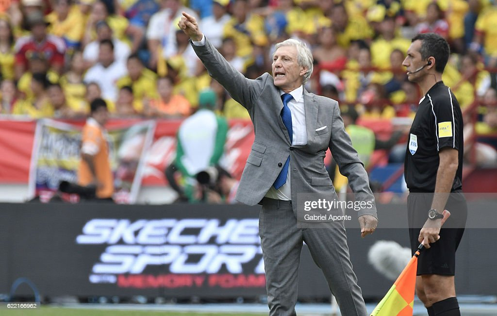Colombia v Chile - FIFA 2018 World Cup Qualifiers : ニュース写真