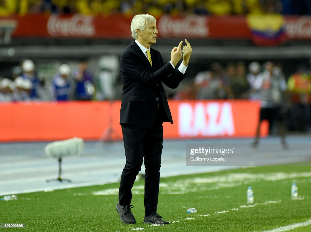 Colombia v Paraguay - FIFA 2018 World Cup Qualifiers : News Photo