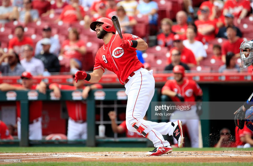 Los Angeles Dodgers v Cincinnati Reds : News Photo