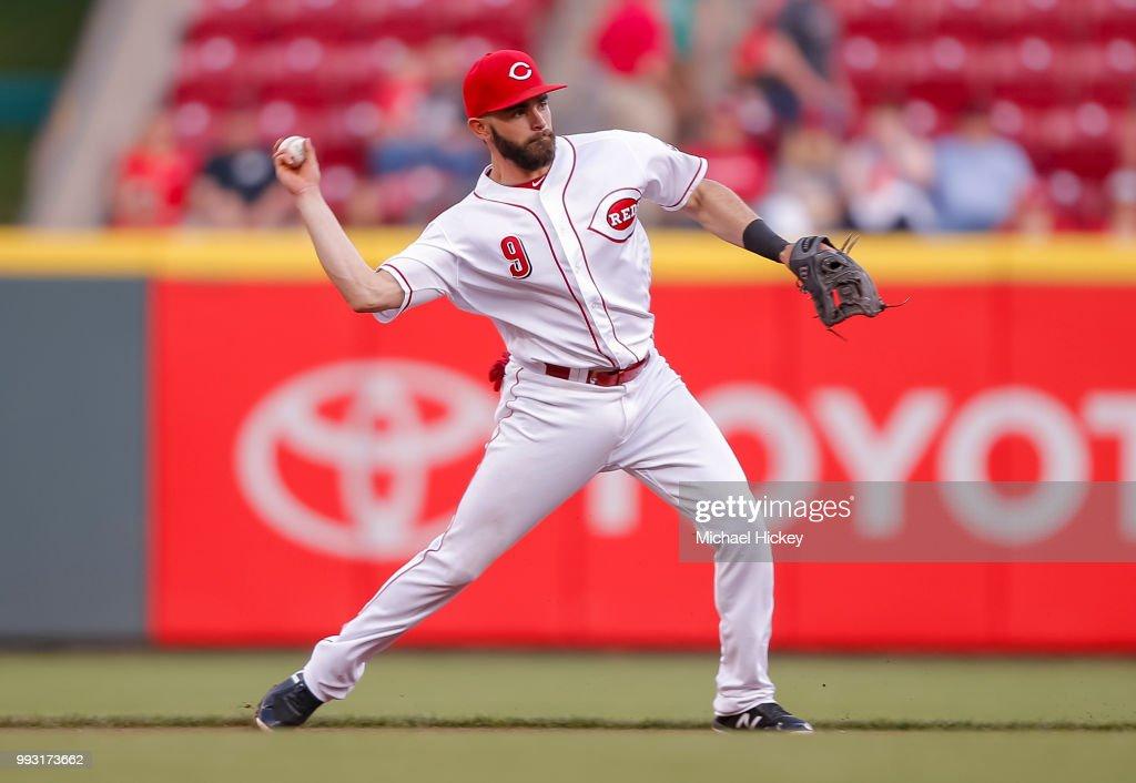 New York Mets v Cincinnati Reds : News Photo