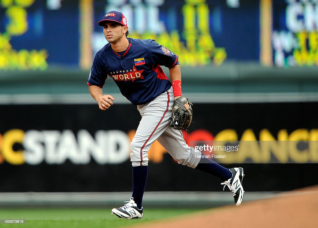 SiriusXM All-Star Futures Game - World Team v United States : News Photo