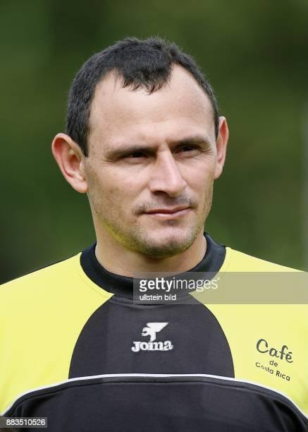 Jose Porras Sportler Fußball Torhüter Costa Rica