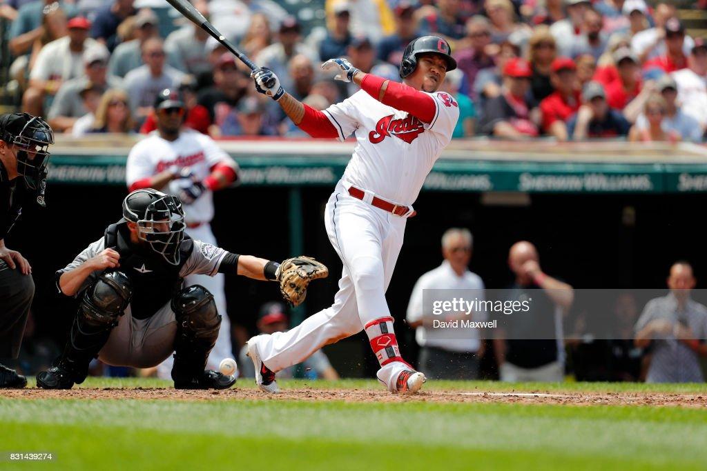 Colorado Rockies v Cleveland Indians : News Photo