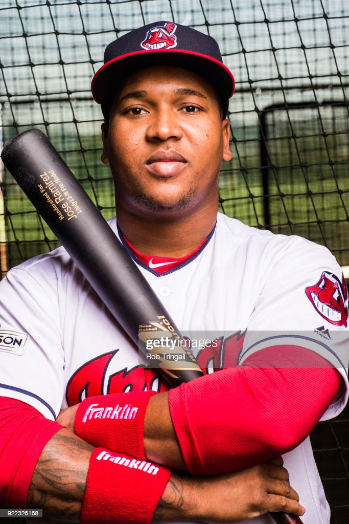 Cleveland Indians Photo Day : News Photo