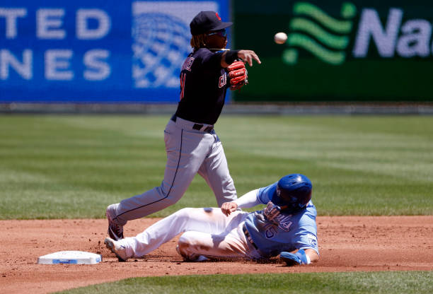 MO: Cleveland Indians v Kansas City Royals