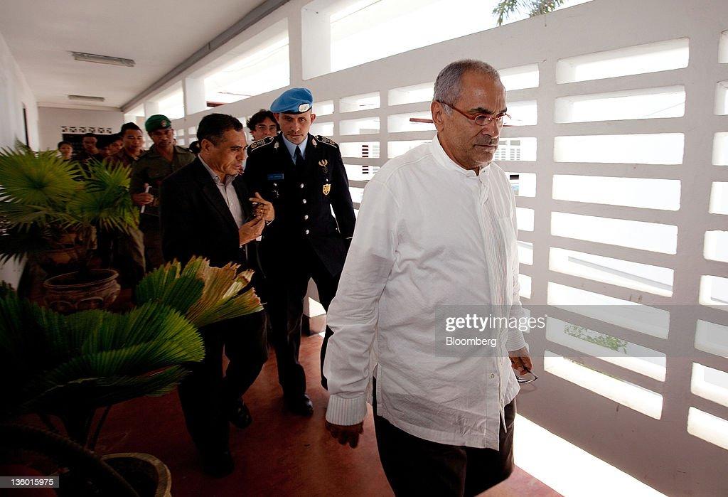 General Views Of East Timor And President Jose Ramos-Horta