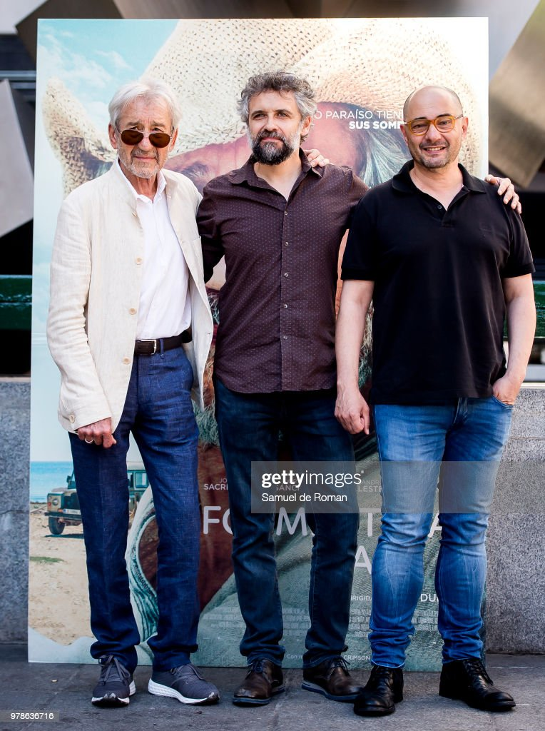 'Formentera Lady' Madrid photocall