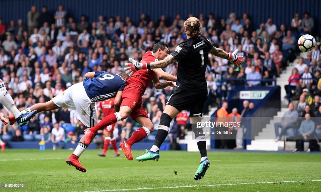 West Bromwich Albion v Liverpool - Premier League : News Photo