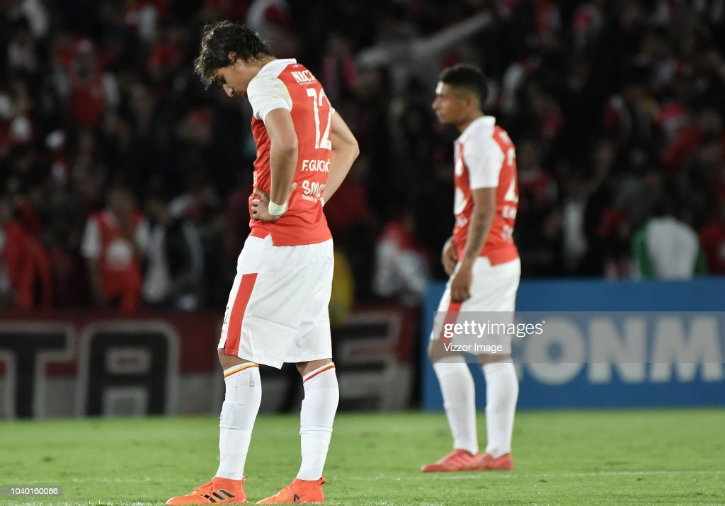 Independiente Santa Fe v Millonarios - Copa CONMEBOL Sudamericana 2018