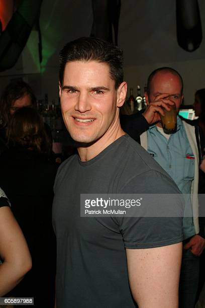 Jose Santori attends AMANDA LEPORE DOLL After Party at Happy Valley on April 11 2006 in New York City