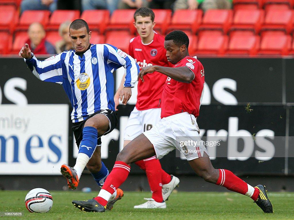 Charlton Athletic v Sheffield Wednesday - npower League One : News Photo