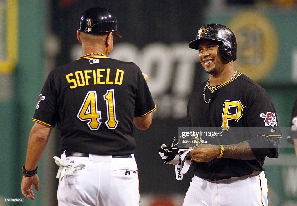 Oakland Athletics v Pittsburgh Pirates