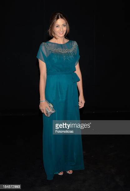 Jose Toledo arrives to the 'Cartier Exhibition' gala presentation at the Museum Thyssen Bornemisza on October 22 2012 in Madrid Spain