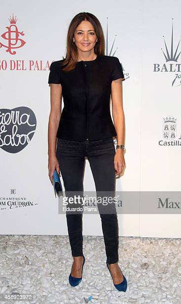 Jose Toledo attends Santiago del Palacio new collection presentation photocall at Association of Architects on November 13 2014 in Madrid Spain