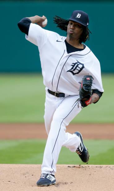 MI: Pittsburgh Pirates v Detroit Tigers