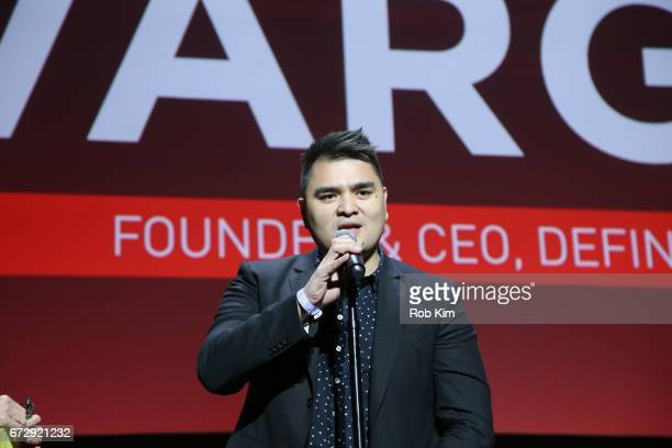 Jose Vargas attends the TDI Awards during the 2017 Tribeca Film Festival at Spring Studios on April 25 2017 in New York City