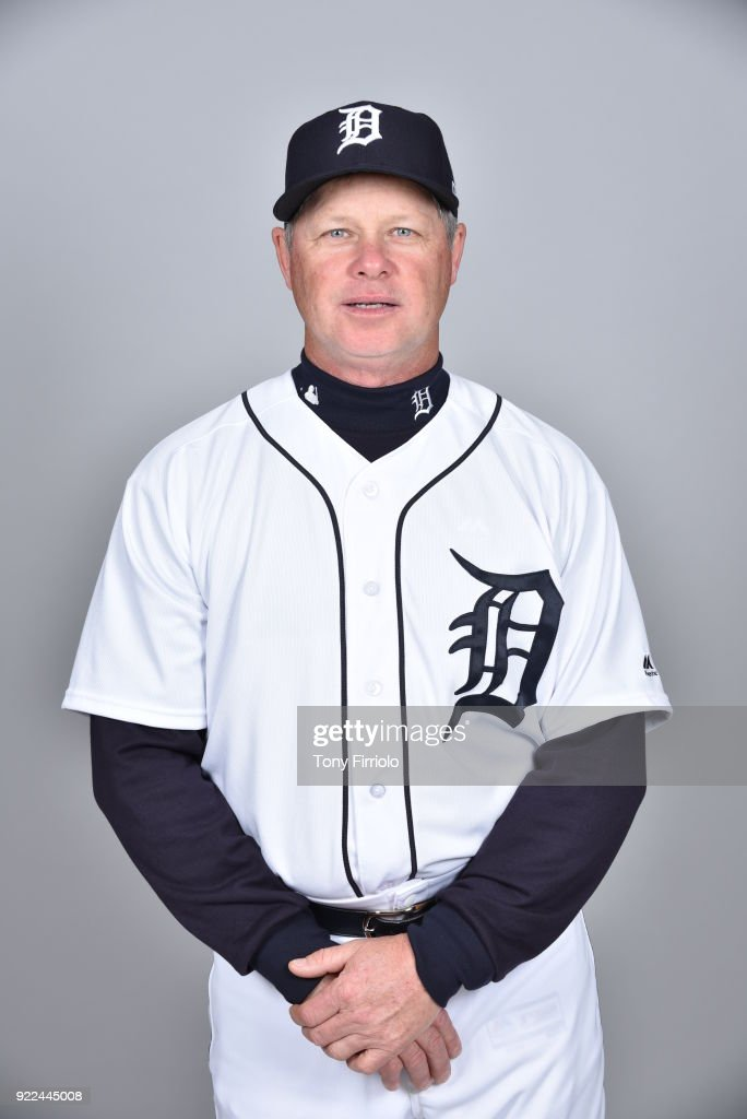 2018 Detroit Tigers Photo Day : Fotografía de noticias