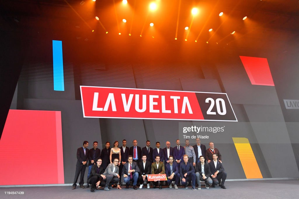75th Tour of Spain 2020 - Route Presentation : ニュース写真