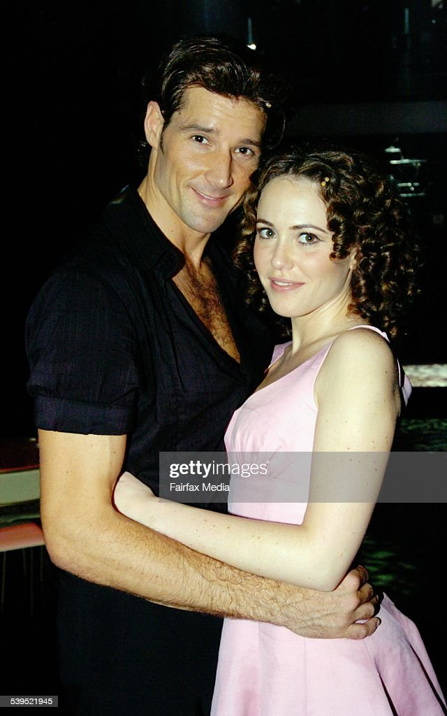 Josef Brown And Kym Valentine At Dirty Dancing Opening Night, Theatre  Royal, 18