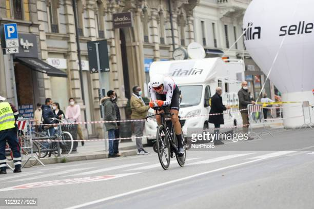 Josef Cerny during the last stage of Giro DItalia 2020 in Milan, Italy, on October 25 2020