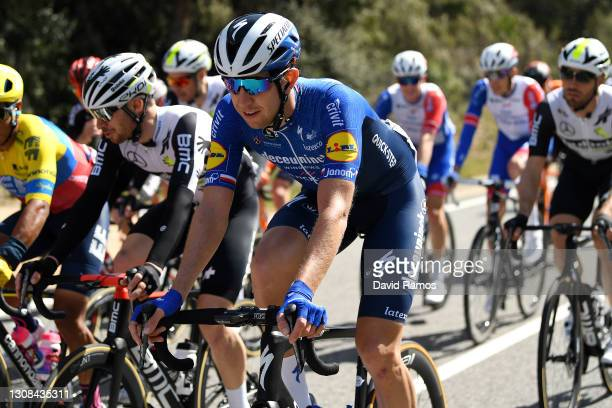 Josef Cerny of Czech Republic and Team Deceuninck - Quick-Step during the 100th Volta Ciclista a Catalunya 2021, Stage 1 a 178,4km stage from Calella...