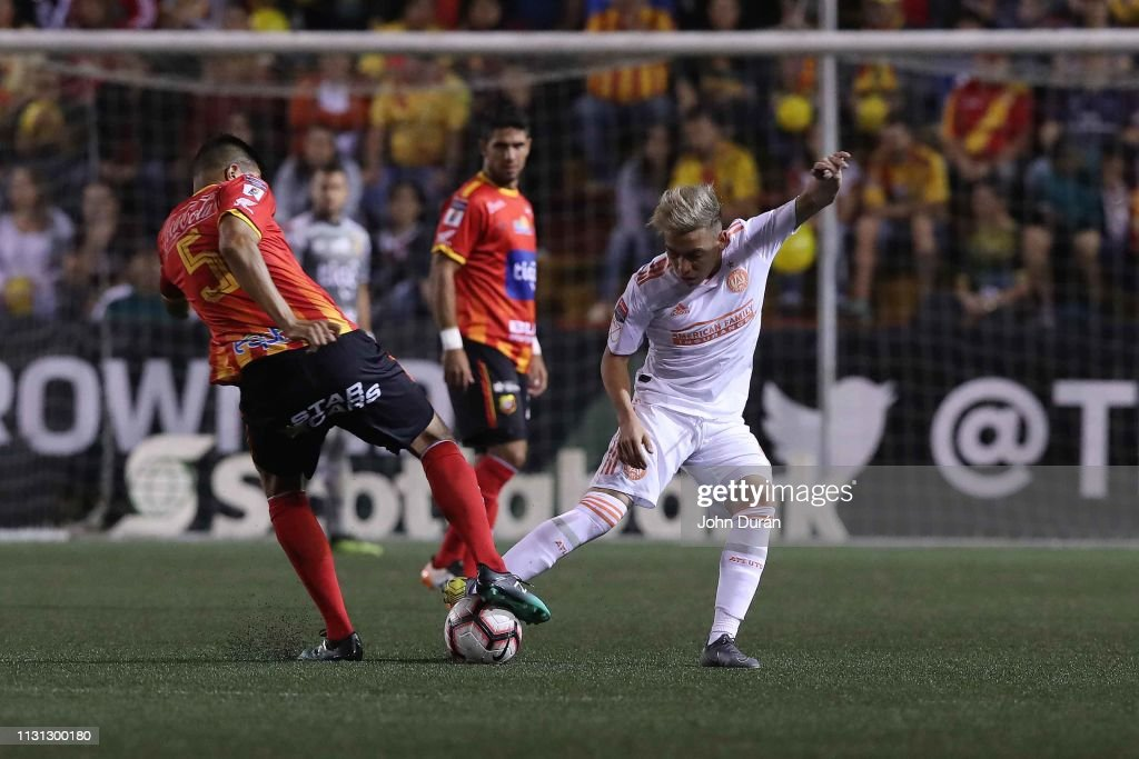 Herediano v Atlanta United - CONCACAF Champions League 2019 : News Photo