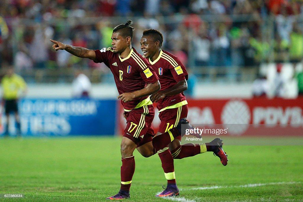Venezuela v Bolivia - FIFA 2018 World Cup Qualifiers