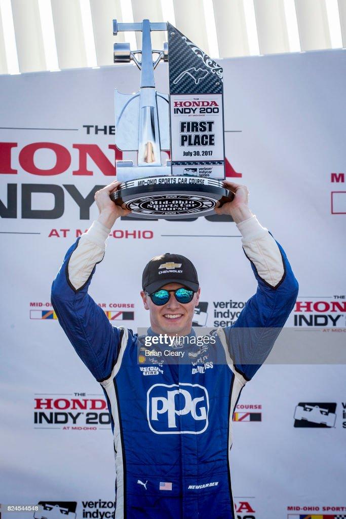 Verizon IndyCar Series Honda Indy 200 at Mid-Ohio