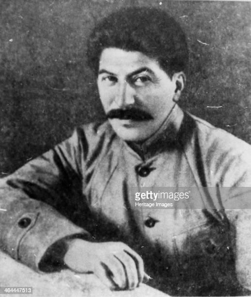 Josef Stalin Georgianborn Soviet communist revolutionary and leader 1918 Born Iosif Vissarionovich Dzugashvili Stalin played a prominent role in the...