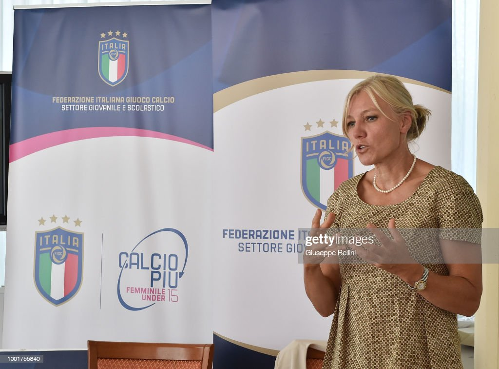 Italian Football Federation U15 Men & Women Stage