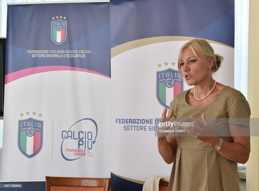 Italian Football Federation U15 Men & Women Stage