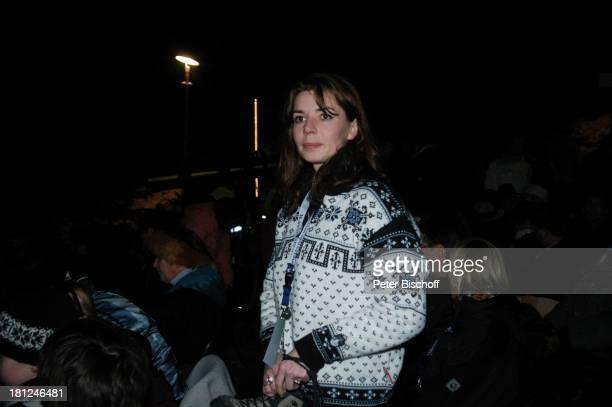 """Josefina Vilsmaier, Mutter Dana Vavrova,, Uraufführung vom Kinofilm: """"Bergkristall"""", Premiere, Bludenz-Nuziders/Vorarlberg/; sterreich, ,..."""