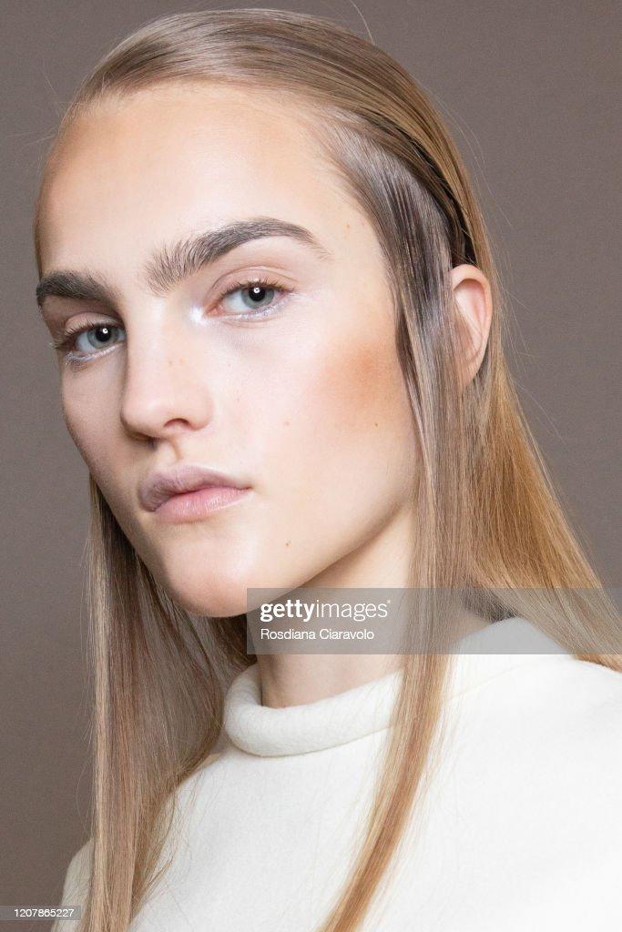 Sportmax - Backstage - Milan Fashion Week Fall/Winter 2020-2021 : News Photo