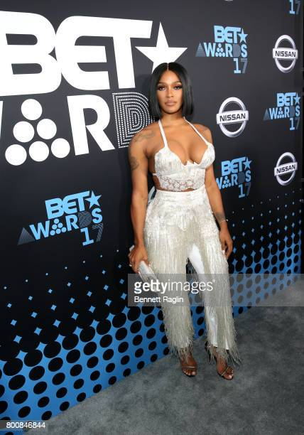 Joseline Hernandez at the 2017 BET Awards at Staples Center on June 25 2017 in Los Angeles California