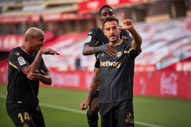 ESP: Granada CF v Deportivo Alavés - La Liga Santander