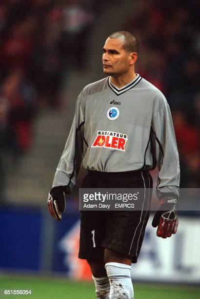JoseLuis Chilavert Strasbourg goalkeeper