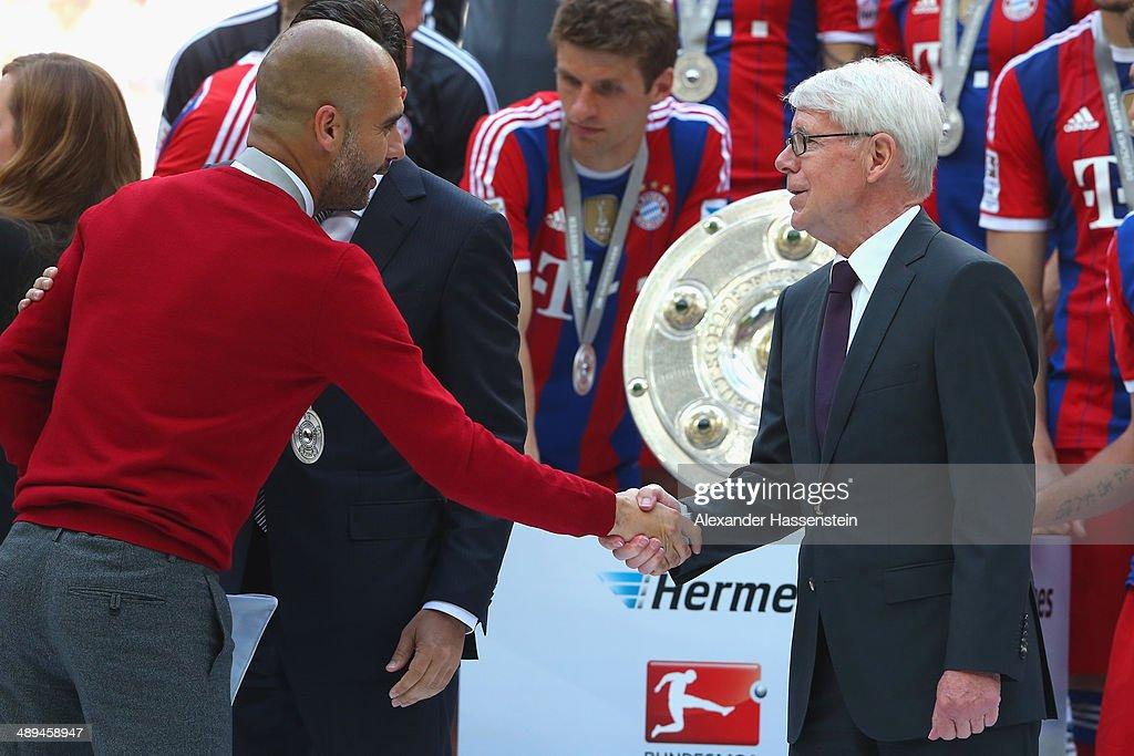 Bayern Muenchen v VfB Stuttgart - Bundesliga : News Photo