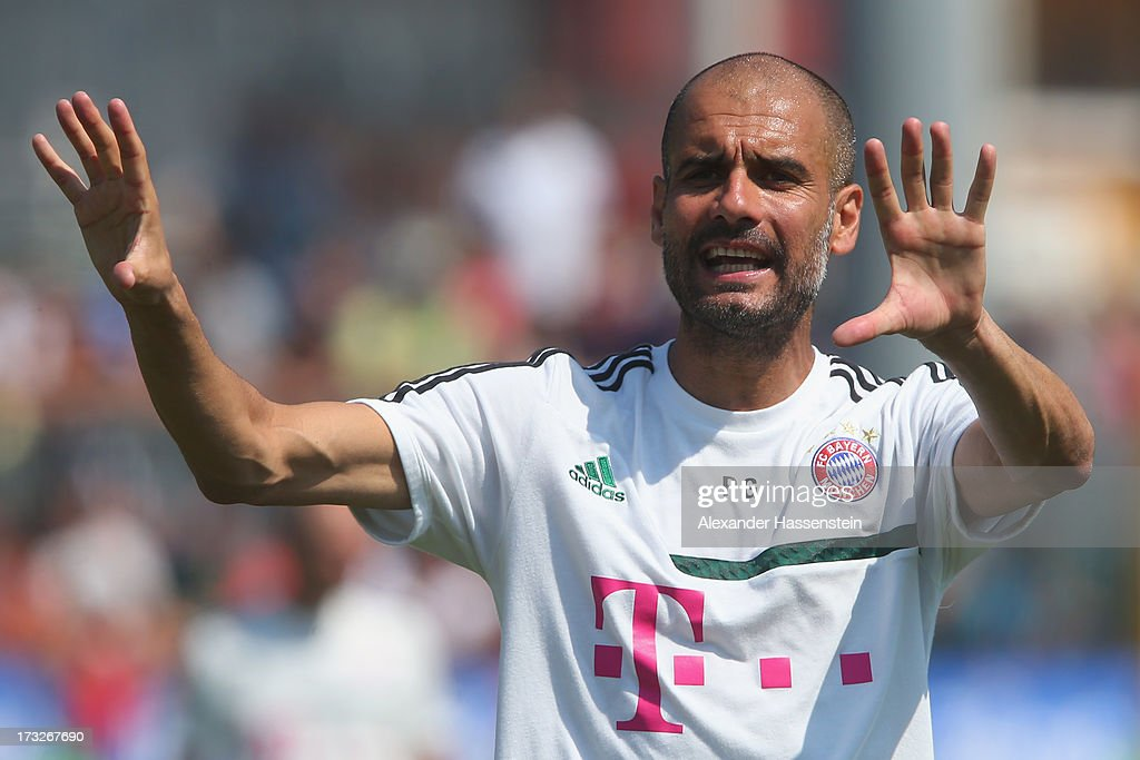 FC Bayern Muenchen - Training Camp Day Eight : News Photo