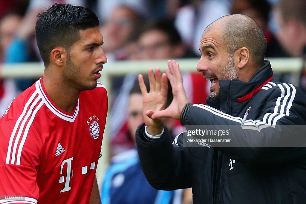 Fanclub Wildenau v Bayern Muenchen - Friendly Match
