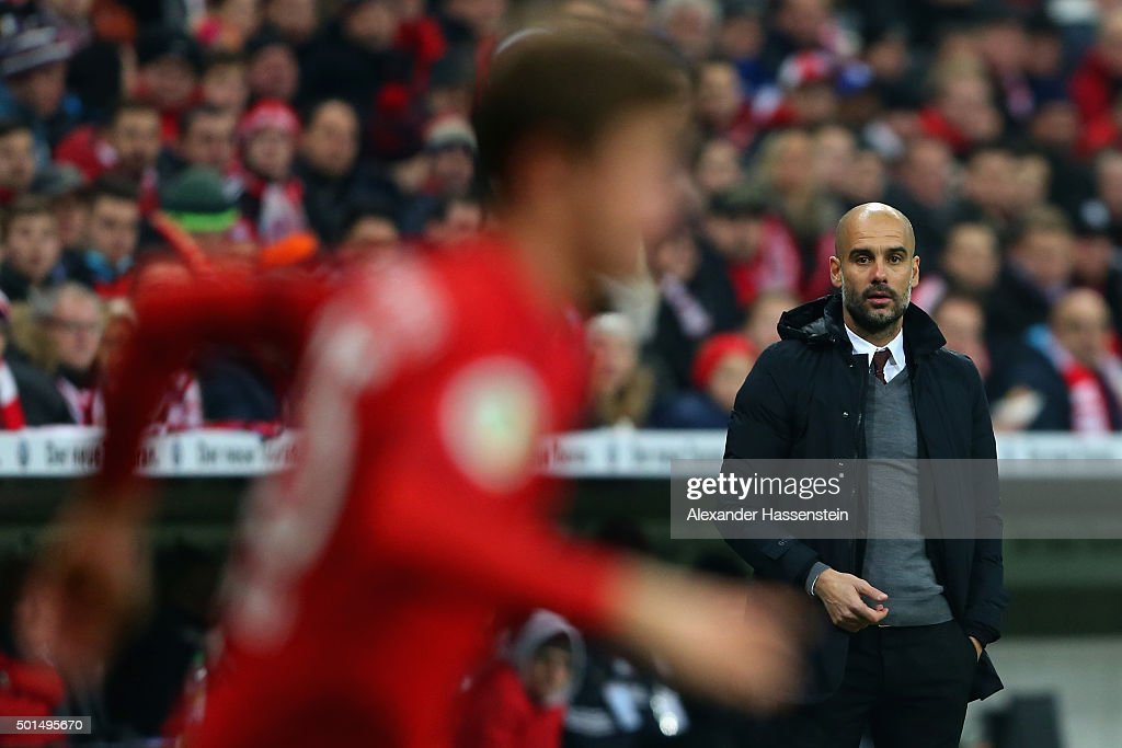 Bayern Muenchen v Darmstadt 98 - DFB Cup : News Photo