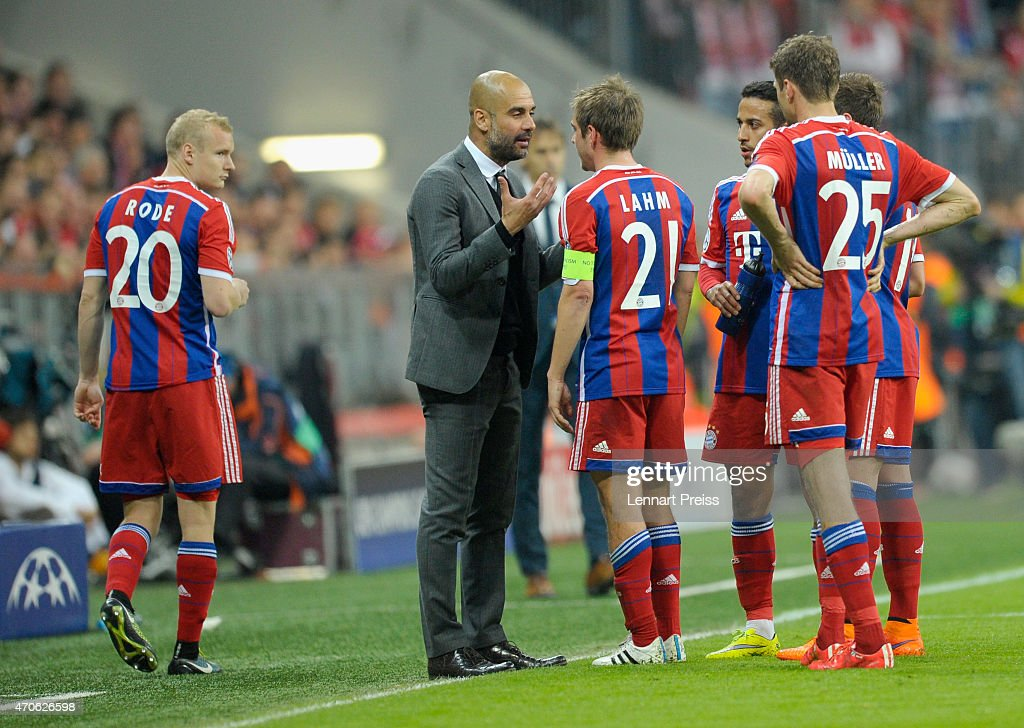 FC Bayern Muenchen v FC Porto - UEFA Champions League Quarter Final: Second Leg : News Photo