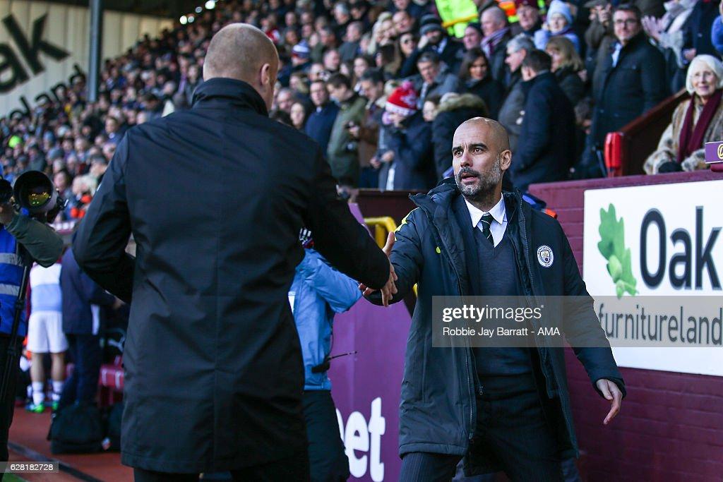 Burnley v Manchester City - Premier League : Nachrichtenfoto