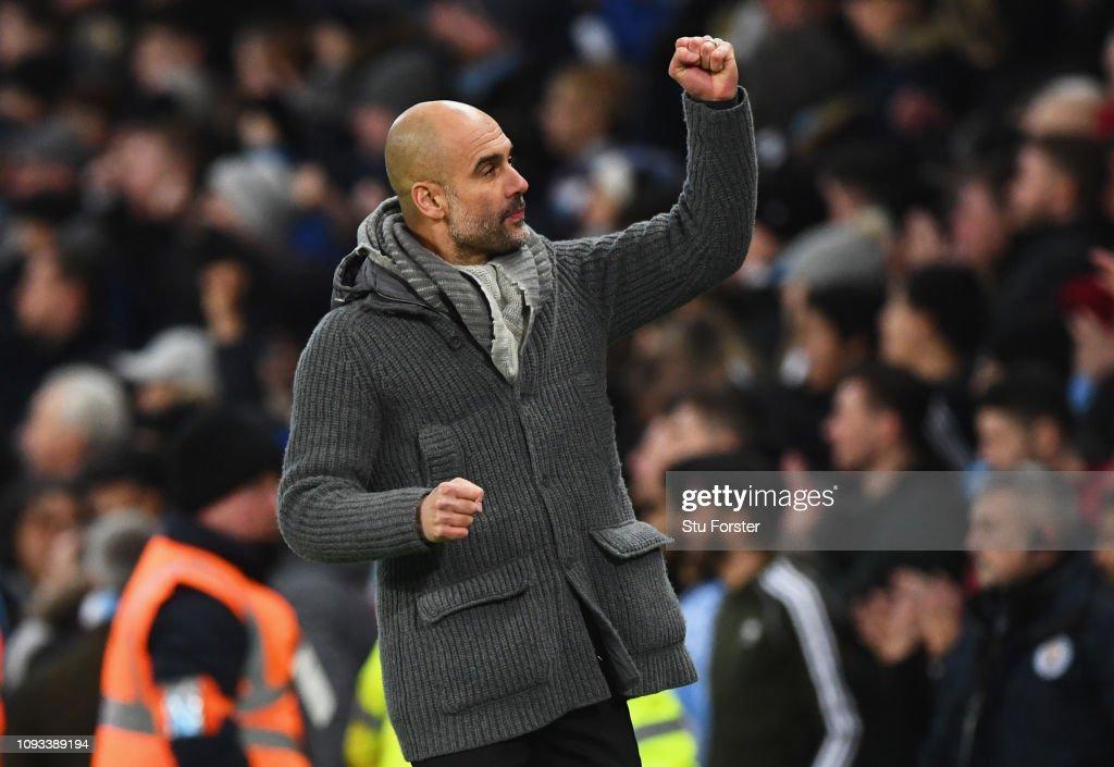 Manchester City v Arsenal FC - Premier League : ニュース写真