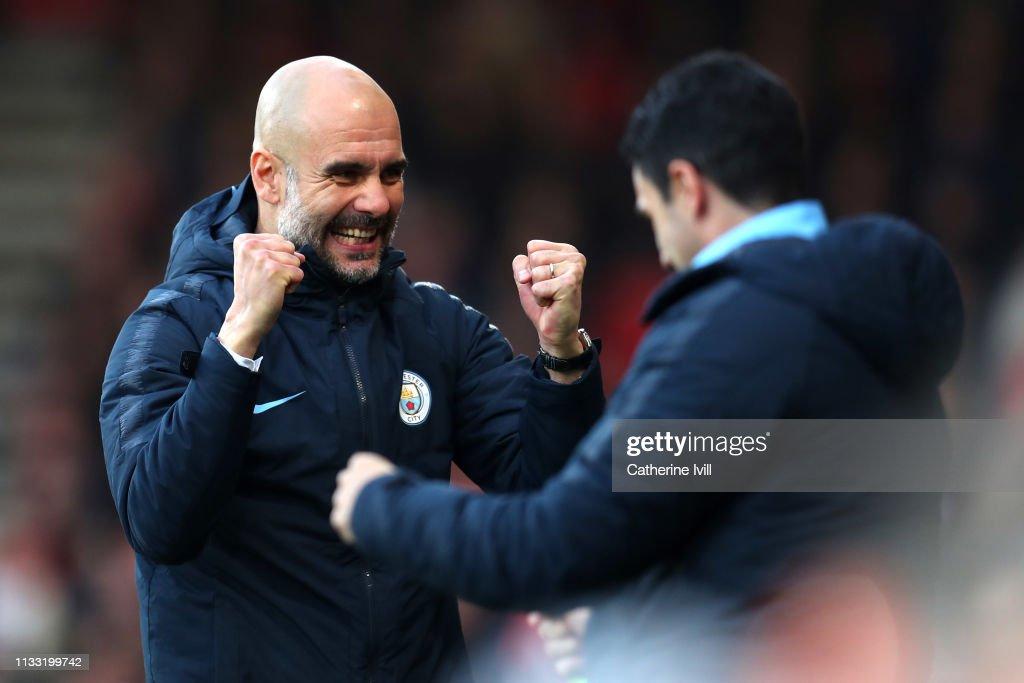 GBR: AFC Bournemouth v Manchester City - Premier League