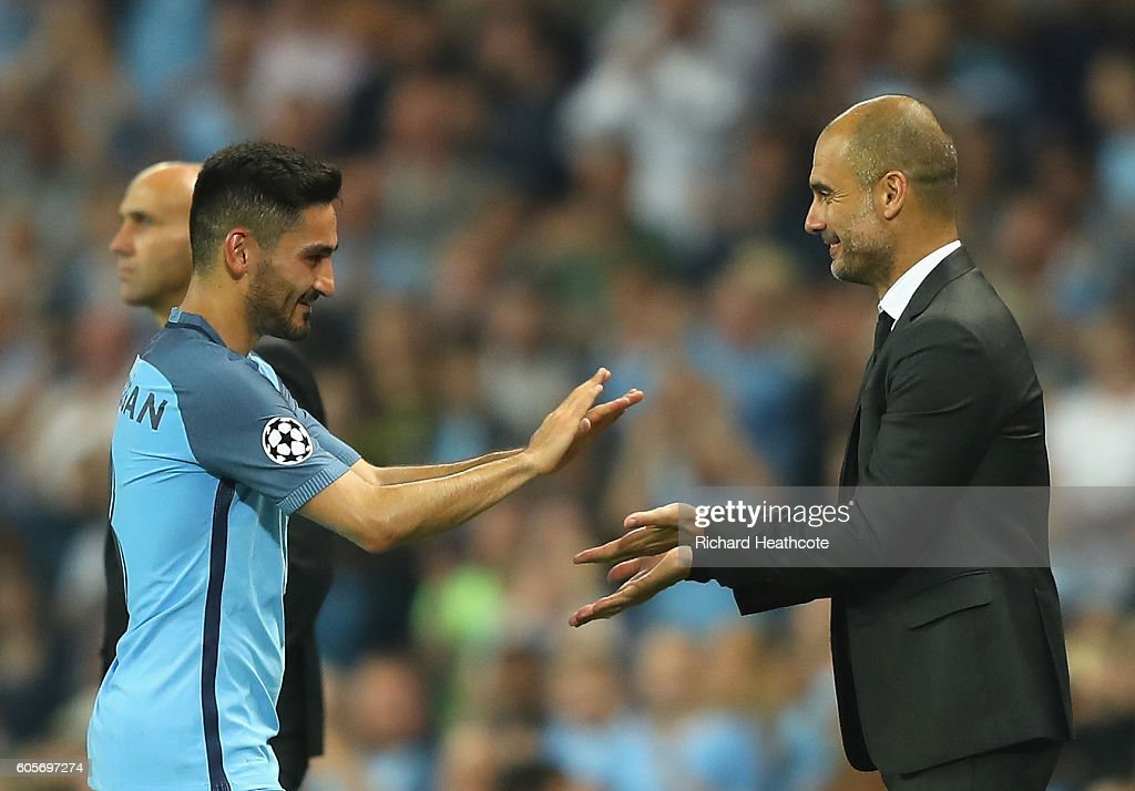 Manchester City FC v VfL Borussia Moenchengladbach - UEFA Champions League : News Photo