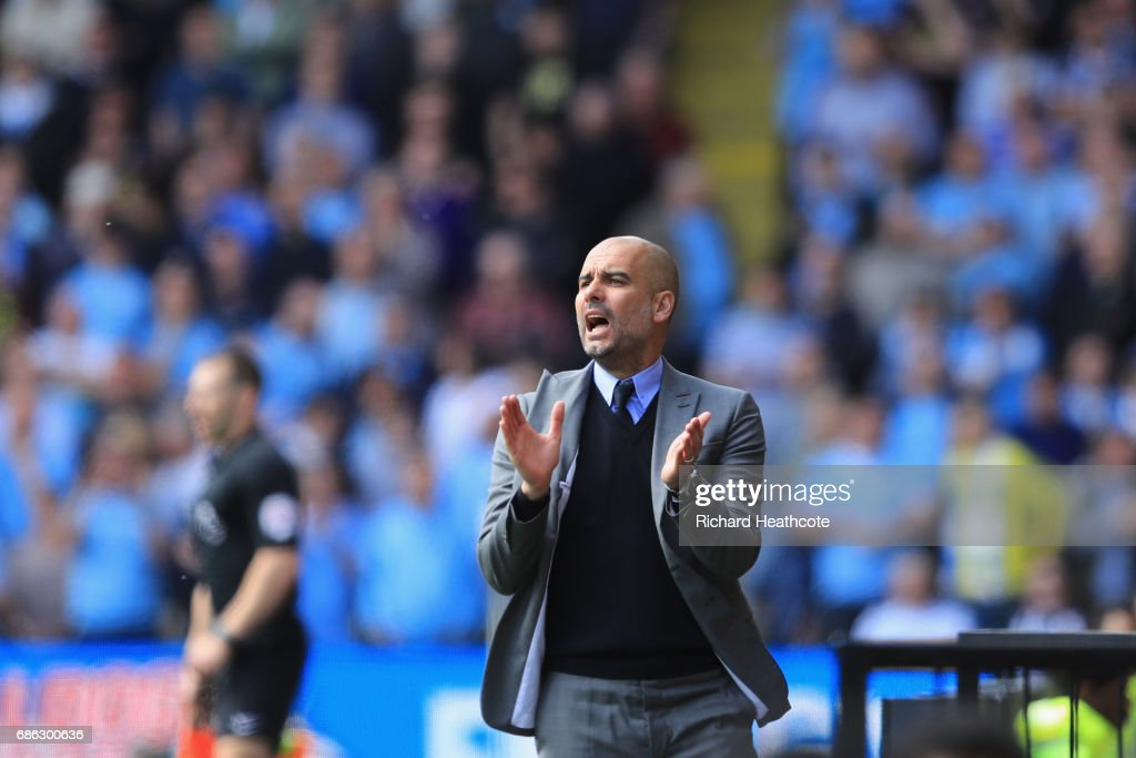 Watford v Manchester City - Premier League : News Photo