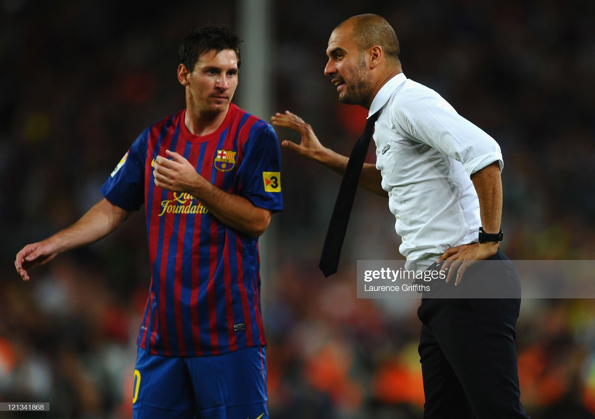 Barcelona v Real Madrid - Super Cup : News Photo