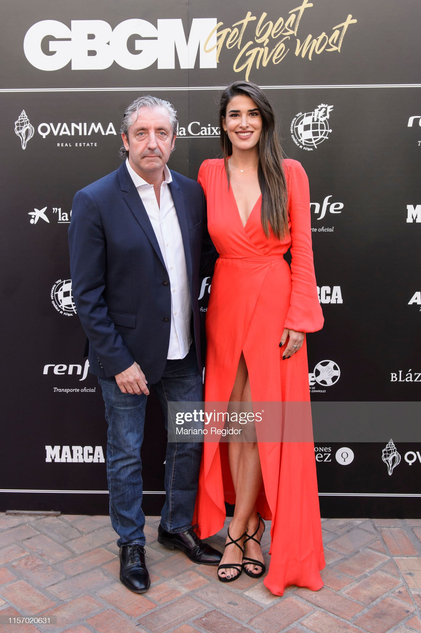 ¿Cuánto mide Lidia Torrent? - Altura Josep-pedrerol-and-lidia-torrent-attend-get-best-give-most-charity-picture-id1157020631?s=2048x2048