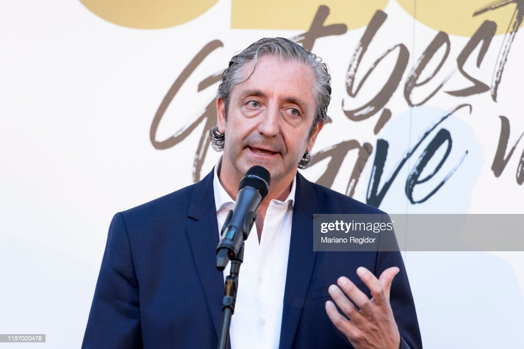 'Get Best. Give Most' Charity Gala - Photocall In Madrid : News Photo