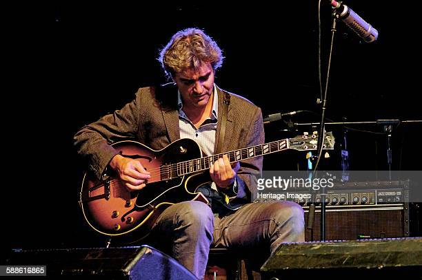 Josep Traver Love Supreme Jazz Festival Glynde Place East Sussex 2015 Artist Brian O'Connor